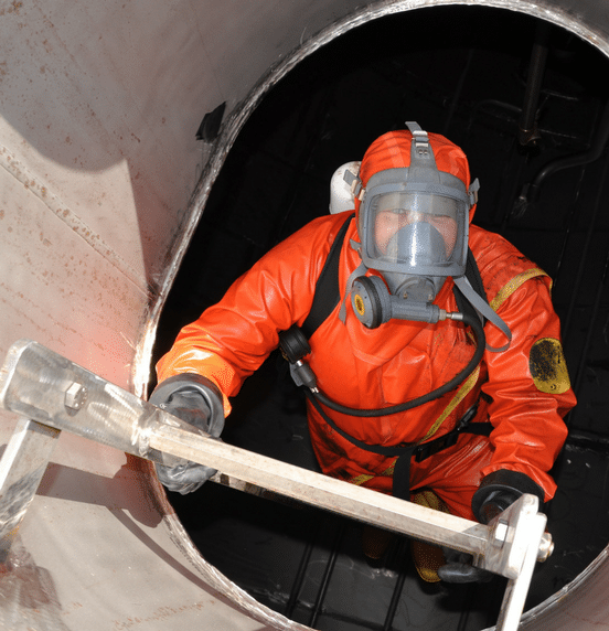 Why Choose Our Industrial Tank Cleaning Services?