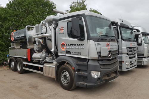 Waste Management Services from Mantank