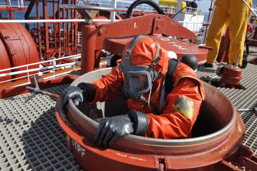 The dangers of confined space industrial cleaning