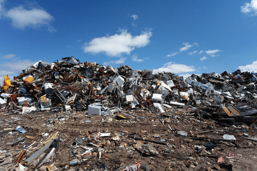 How to dispose of waste safely
