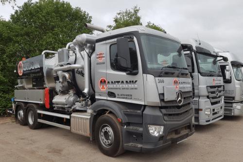 Hazardous Waste & Decontamination: Tank Cleaning