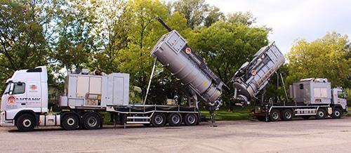 Best methods for industrial heavy sludge removal