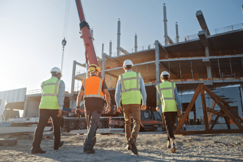 Benefits of working with a commercial building contractor