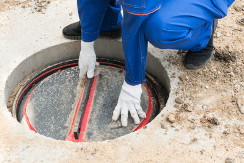 How to resolve drainage issues with sewer line inspection